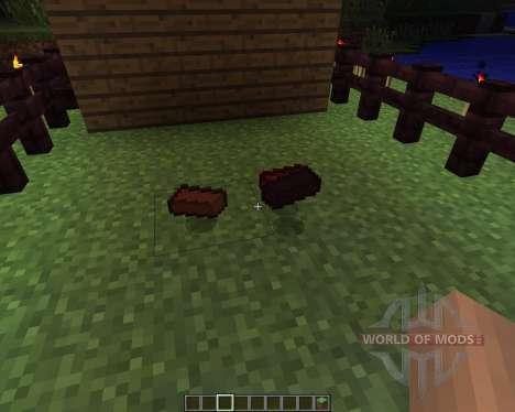 Throwable Bricks [1.6.2] for Minecraft
