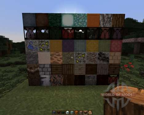 Moray Medieval-Victorian [256x][1.8.1] for Minecraft
