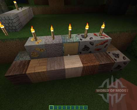 Finlandia [64x][1.7.10] for Minecraft
