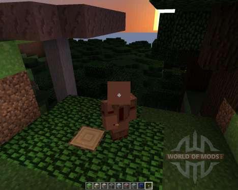 First Days ResourcePack [16x][1.7.2] for Minecraft