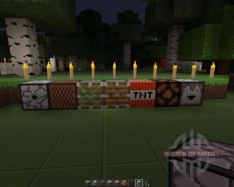 Y-5 pack [32x][1.7.2] for Minecraft