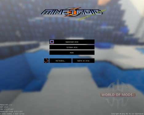Minetroid [16x][1.7.2] for Minecraft