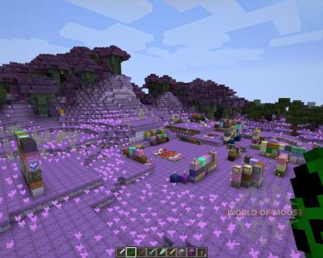 Pastel Melody [16x][1.8.1] for Minecraft