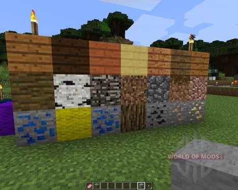 Supracraft [128x][1.8.1] for Minecraft
