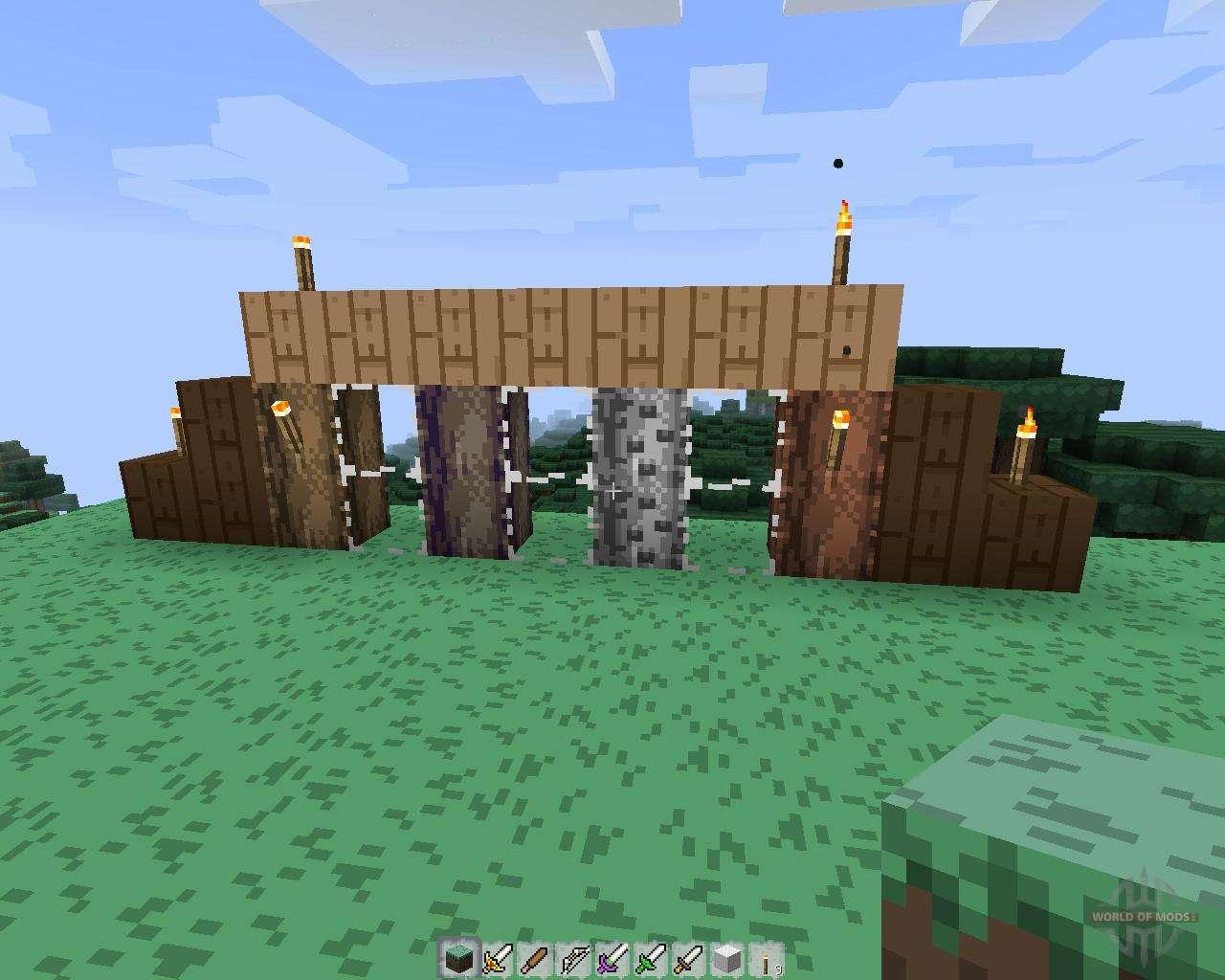 Скачать текстуры для minecraft 1.11.2 - 1.10.2 - 1.9.4 - 1 ...