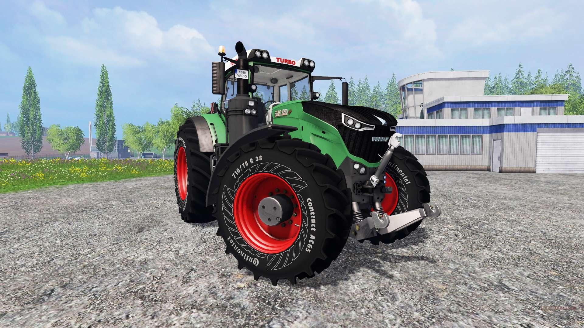 fendt 1050 vario v20 for farming simulator 2015