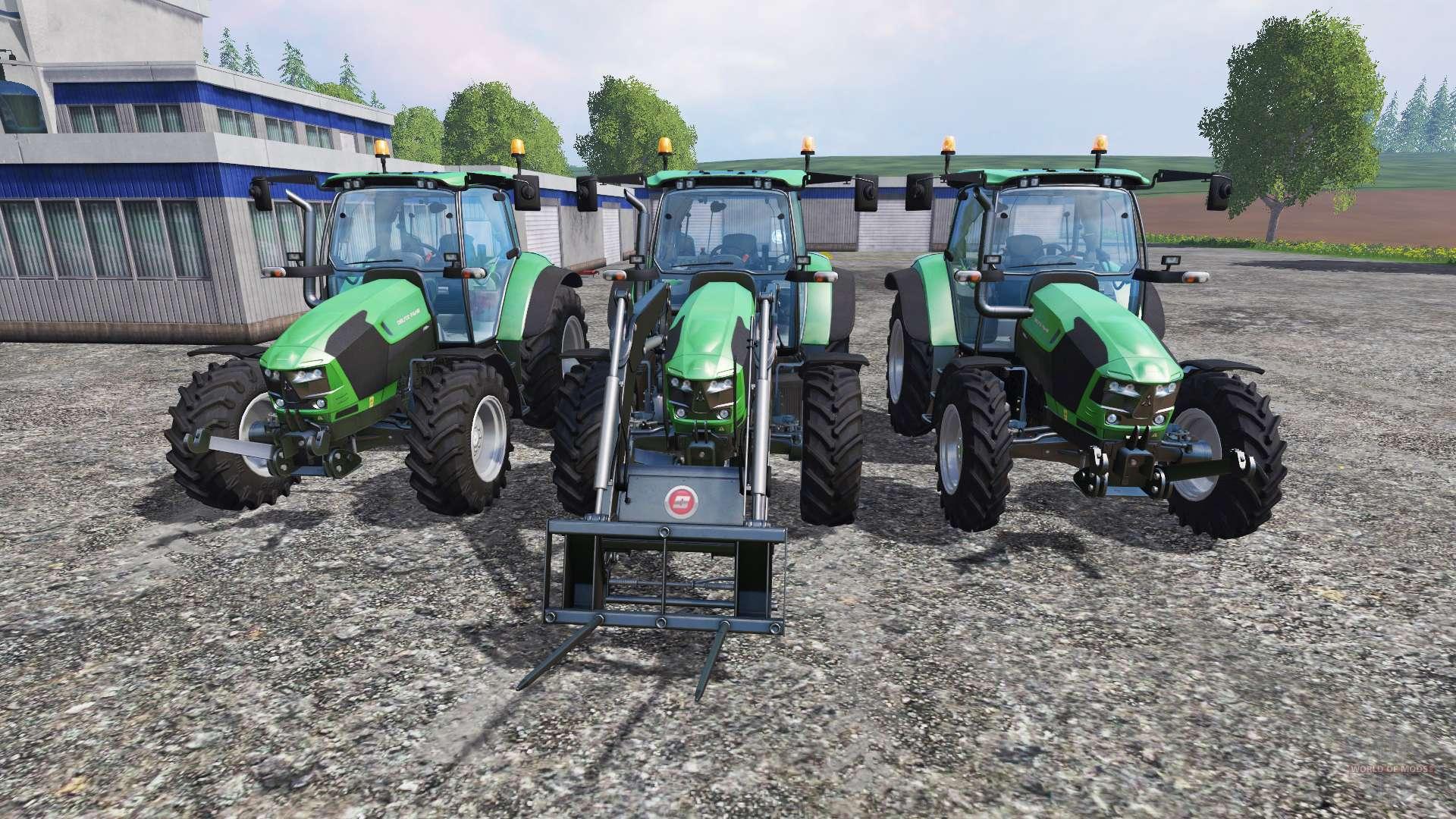 Скачать мод трактора МТЗ 80 для Farming Simulator 2017