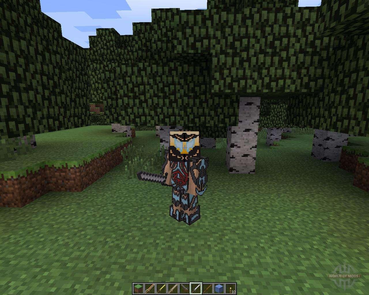 Текстуры для minecraft 1.7.2 - текстуры в HD качестве