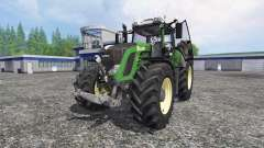 Fendt 936 Vario blunk [edit] for Farming Simulator 2015