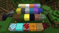 Movidacraft Simple Texture Pack [16x][1.8.1]
