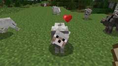 Sophisticated Wolves [1.7.2] for Minecraft