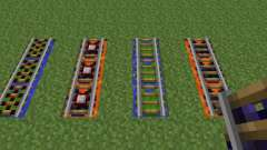 Floating Rails [1.7.2] for Minecraft