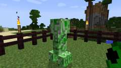 Stalker Creepers [1.7.2] for Minecraft