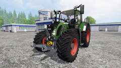 Fendt 724 Vario SCR v2.0 for Farming Simulator 2015