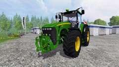 John Deere 8530 v4.0 for Farming Simulator 2015