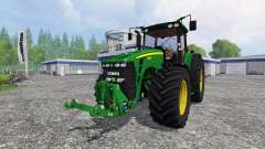 John Deere 8330 v2.0 for Farming Simulator 2015