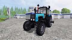 MTZ-1221 Belarusian SAREx for Farming Simulator 2015