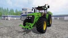 John Deere 7930 full v2.0 for Farming Simulator 2015