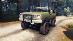 Dodge Ramcharger 1985 v0.1 for Spin Tires