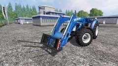 New Holland T4.75 garden edition v3.0