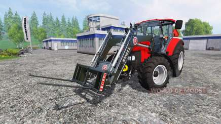 Case IH Farmall 115 U Pro for Farming Simulator 2015