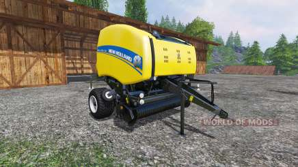 New Holland Roll-Belt 150 for Farming Simulator 2015