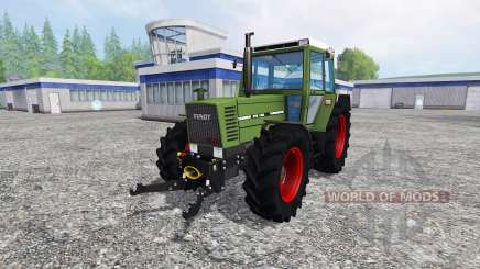 Fendt Farmer 310 LSA v2.1 for Farming Simulator 2015