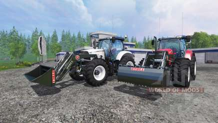 Case IH Puma CVX 160 v1.4 for Farming Simulator 2015