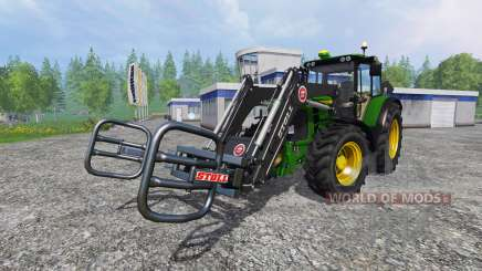 John Deere 6630 Premium FL for Farming Simulator 2015