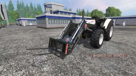 Steyr Multi 4115 roofless for Farming Simulator 2015