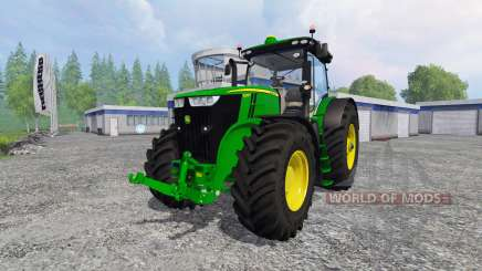 John Deere 7290R and 8370R for Farming Simulator 2015