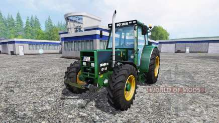 Buhrer 6135A Black Beauty for Farming Simulator 2015