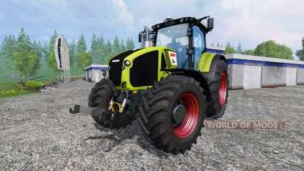 CLAAS Axion 950 v0.5 for Farming Simulator 2015