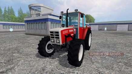 Steyr 8080A Turbo SK1 for Farming Simulator 2015