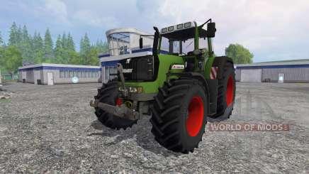 Fendt 930 Vario TMS v3.0 for Farming Simulator 2015