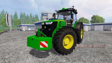 John Deere 7290R for Farming Simulator 2015
