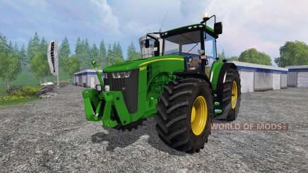 John Deere 8360R v2.0 for Farming Simulator 2015