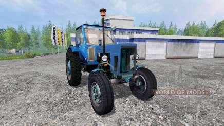 MTZ-50 for Farming Simulator 2015