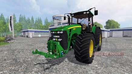 John Deere 8330 v2.0 for Farming Simulator 2015