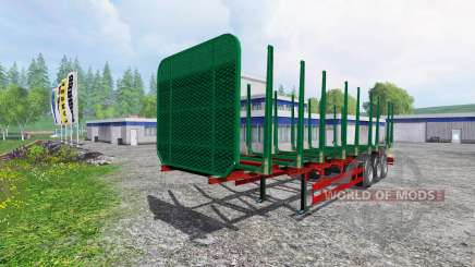 Schmitz SO1 for Farming Simulator 2015