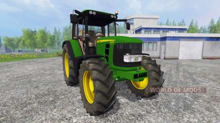 John Deere 6330 Premium for Farming Simulator 2015