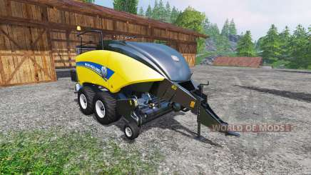 New Holland BigBaller 1290 for Farming Simulator 2015
