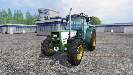 Buhrer 6135A White for Farming Simulator 2015