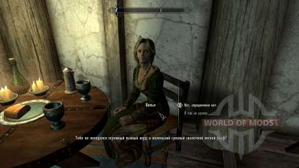 Vilja in Skyrim [4.01] for Skyrim