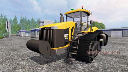 Caterpillar Challenger MT875B v1.1 for Farming Simulator 2015