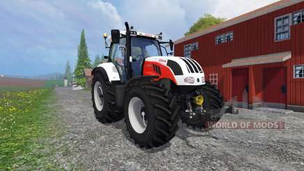 Steyr CVT 6230 [edit] for Farming Simulator 2015