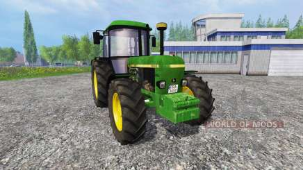 John Deere 3650 for Farming Simulator 2015