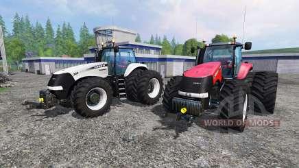 Case IH Magnum CVX 380 v1.4b for Farming Simulator 2015