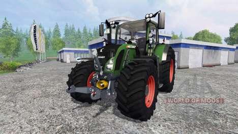 Fendt 724 Vario SCR v3.0 for Farming Simulator 2015