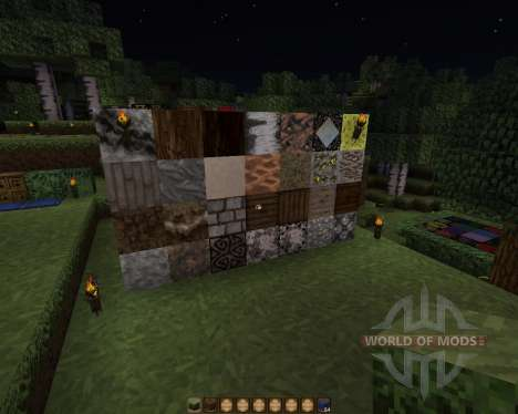 Moray Autumn Resource Pack [32x][1.8.8] for Minecraft
